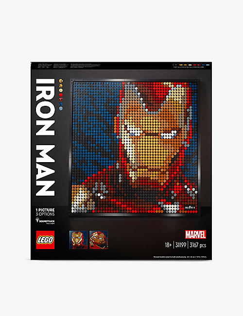 LEGO: LEGO® Art Iron Man