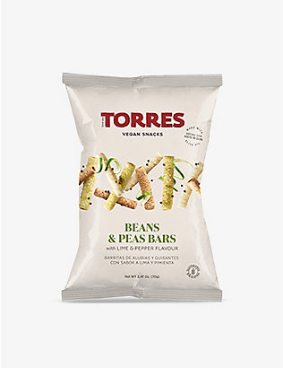 TORRES: Beans and Pea Bars with Lime and Pepper 70g