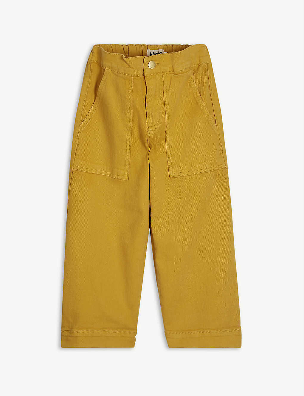 MOLO: Alyna stretch-cotton culottes 4-14 years