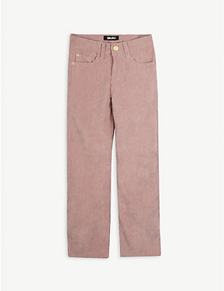 MOLO: Flared corduroy trousers 4-14 years