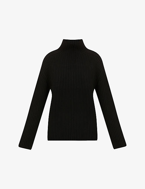 ACNE STUDIOS: Kamanda ribbed wool turtleneck jumper