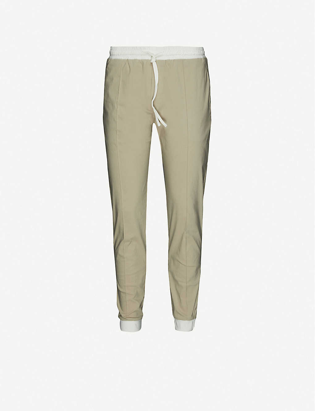 PREVU: Salvatore slim-fit woven jogging bottoms