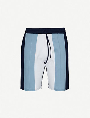 PREVU: Aruba striped jersey shorts