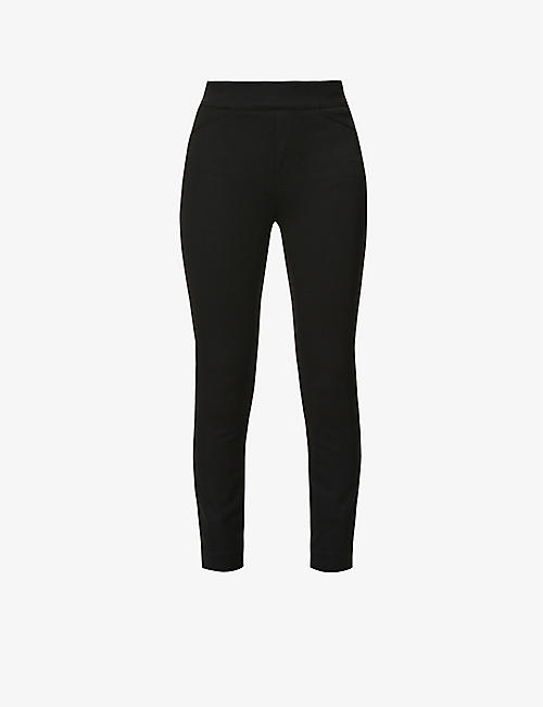 SPANX: The Perfect Black Pant high-rise rayon-blend leggings