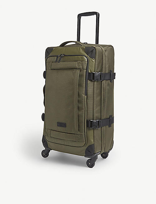 EASTPAK: Trans4 CNNCT M nylon suitcase