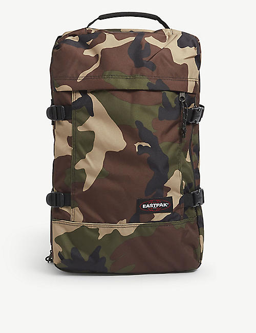 EASTPAK: Tranzpack convertible nylon cabin bag