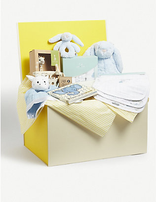 SELFRIDGES: Baby hamper gift set