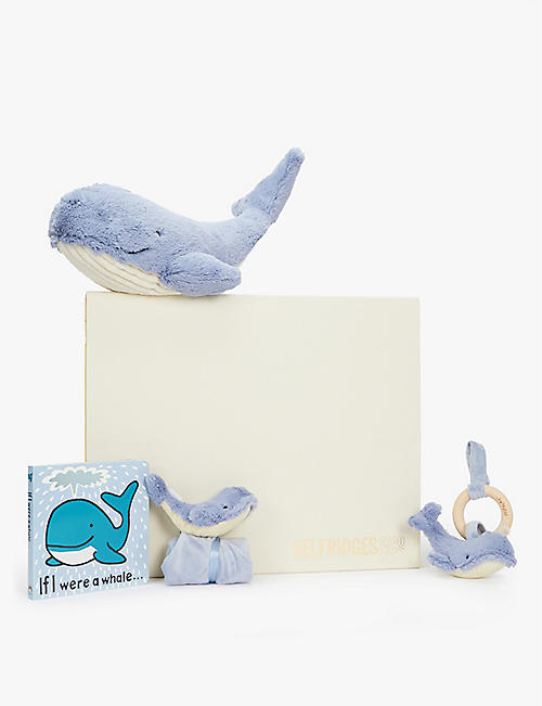 SELFRIDGES: If I Were A Whale hamper gift set