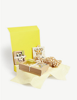 SELFRIDGES: If I Were A Giraffe hamper gift set