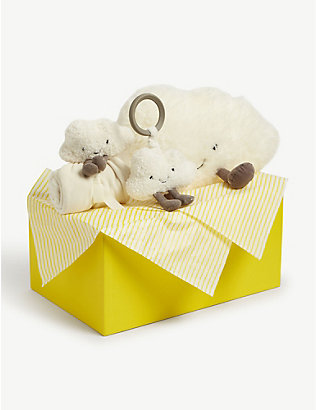 SELFRIDGES: Cloud baby hamper gift set