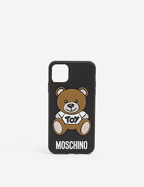 MOSCHINO:Teddy Toy iPhone 11 max 手机壳