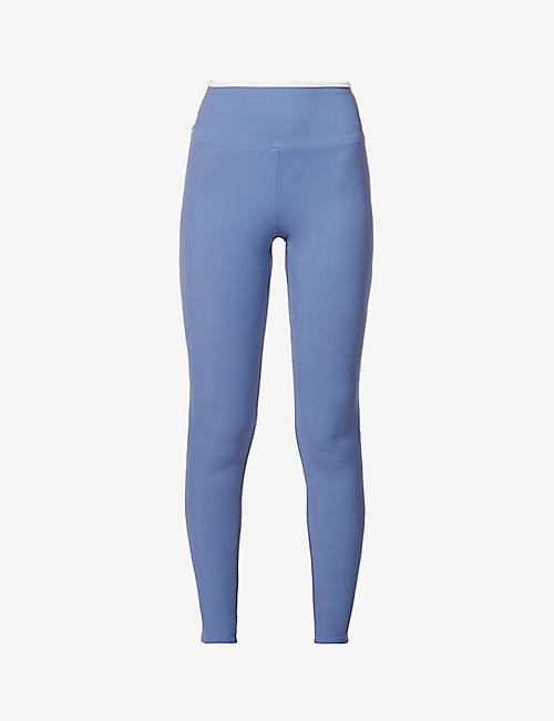 VAARA: Ria high-rise stretch-jersey leggings