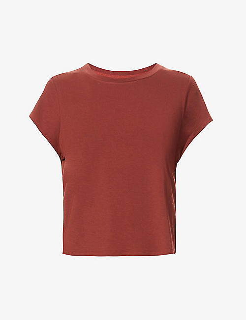 VAARA: Nadia relaxed-fit stretch-jersey T-shirt
