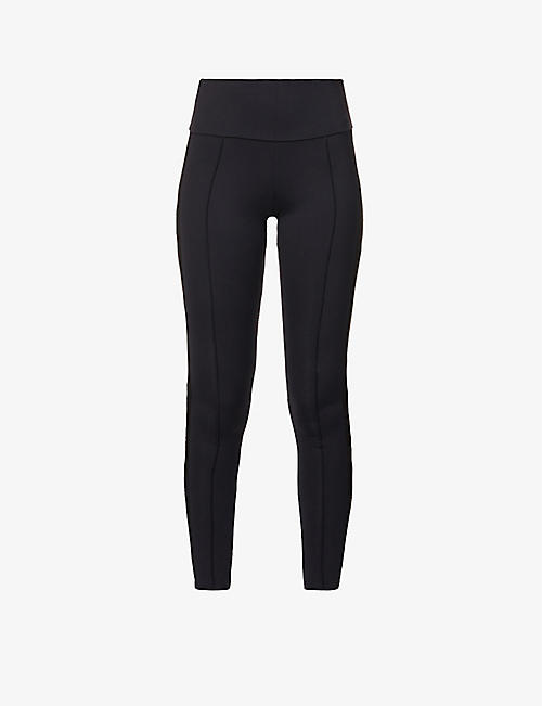 VAARA: Nica high-rise stretch-jersey leggings