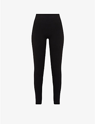 VAARA: Jules high-rise stretch-jersey leggings