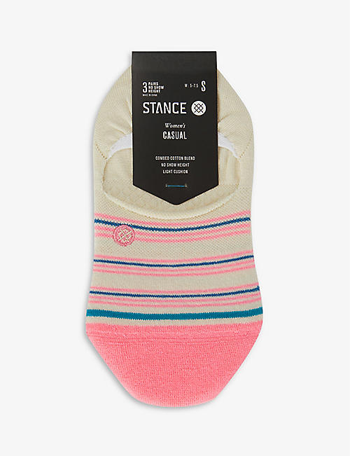 STANCE: Treaty No Show knitted socks