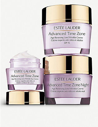 ESTEE LAUDER: Advanced Timezone Age Reversing Line/Wrinkle Creme travel gift set