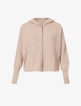 ME AND EM: Icon cashmere hoody