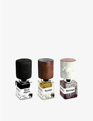 NASOMATTO: NAS perfume oil set 3x4ml