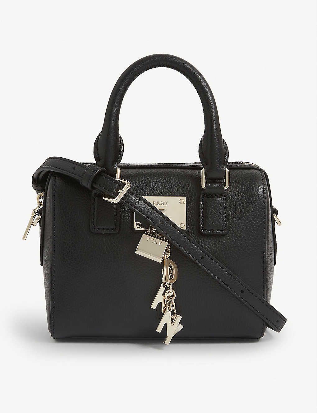 DKNY: Elissa leather cross-body bag