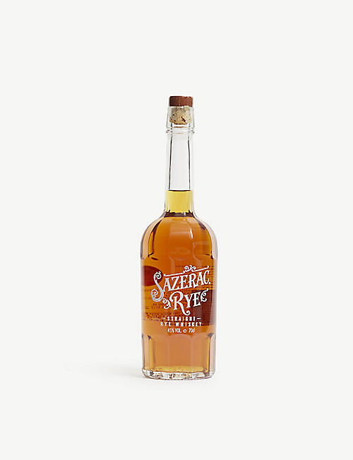 BUFFALO TRACE: Sazerac Straight Rye whiskey 700ml