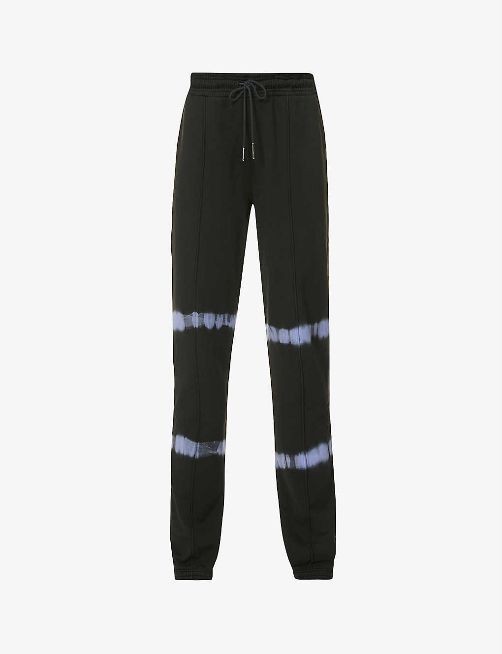 NINETY PERCENT: Tie-dye organic-cotton jersey jogging bottoms
