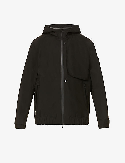 STONE ISLAND SHADOW PROJECT: Shadow shell jacket