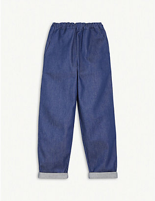 PIPPINS DENIM: Organic denim jeans 5-10 years