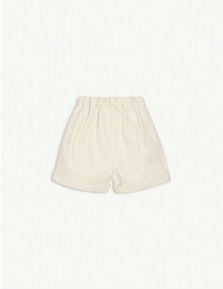 PIPPINS DENIM: Organic denim shorts 3 - 10 years