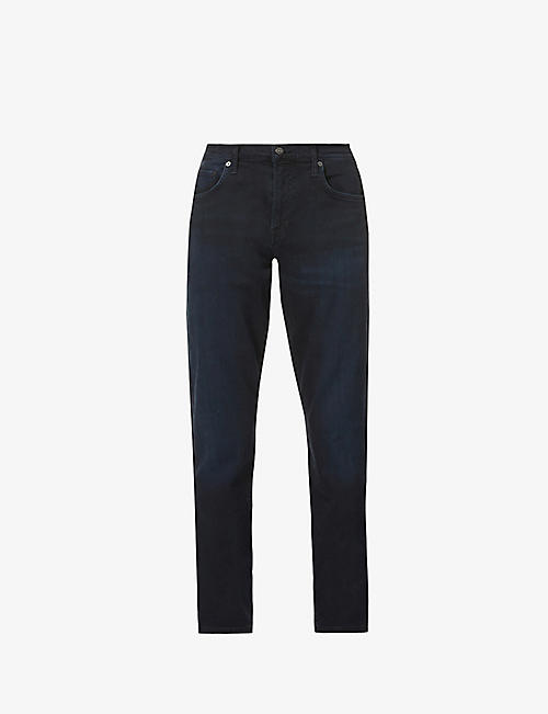 CITIZENS OF HUMANITY: Gage straight-cut stretch jeans