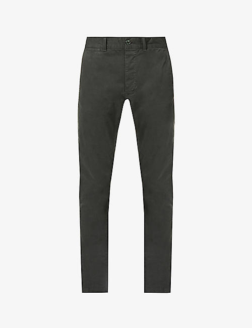 CITIZENS OF HUMANITY: London slim-fit stretch-cotton trousers