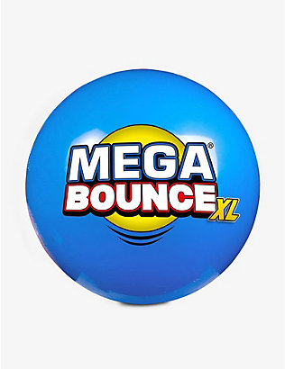 WICKED: Mega Bounce inflatable ball
