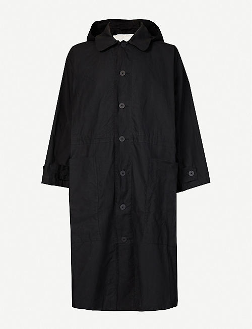 TOOGOOD: Ploughman cotton coat