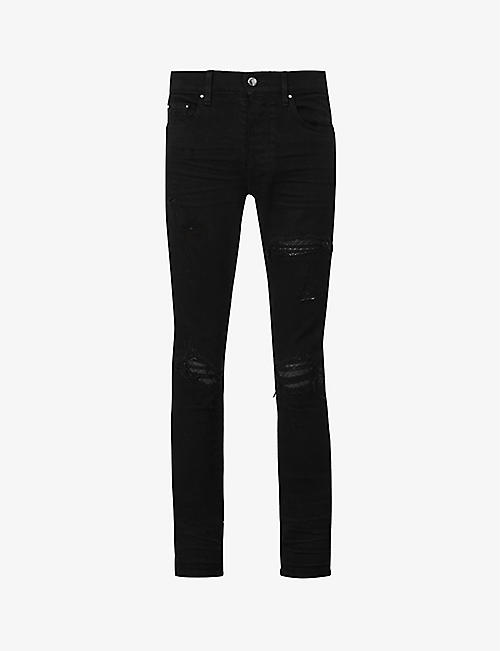 AMIRI: Skinny stretch-denim jeans