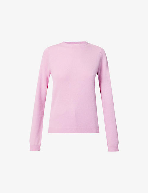 PEOPLE'S REPUBLIC OF CASHMERE: Round-neck cashmere jumper