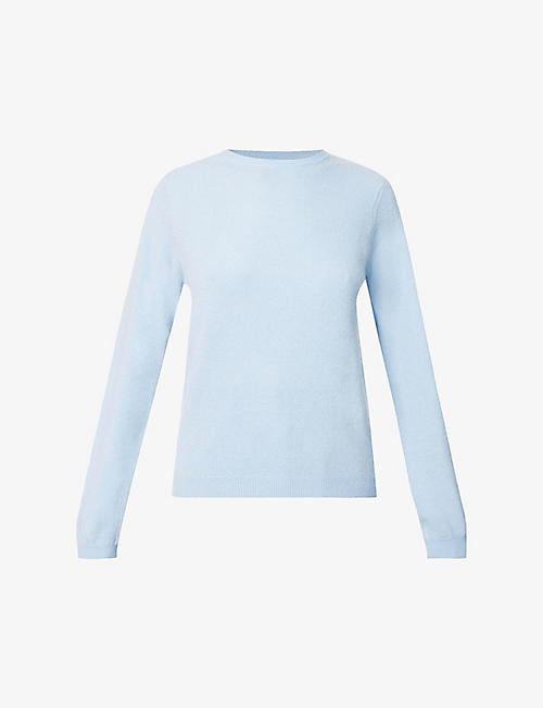 PEOPLE'S REPUBLIC OF CASHMERE: Scoop neck cashmere jumper