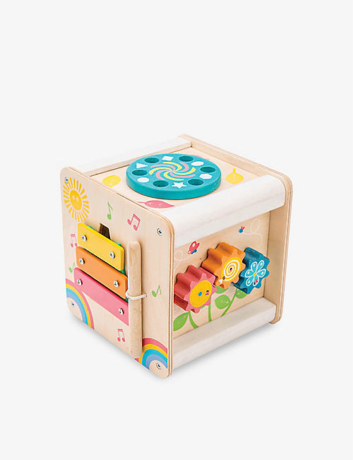 LE TOY VAN: Petit activity wooden cube