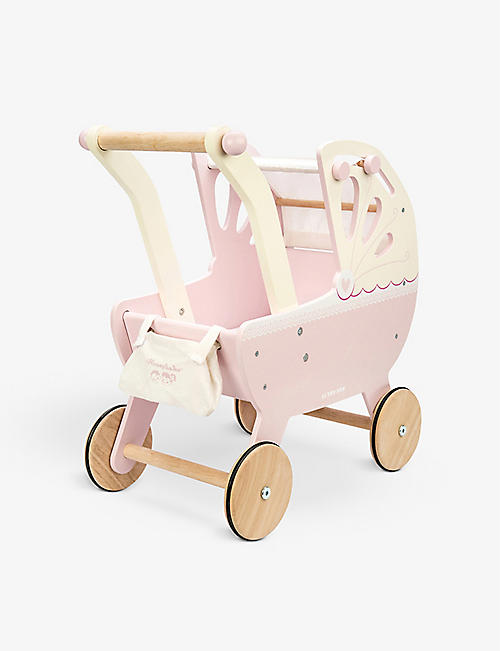 LE TOY VAN: Sweetdreams wooden doll pram