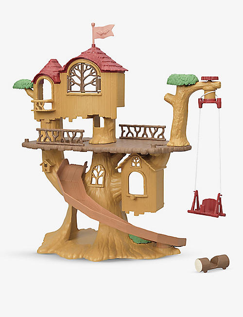 SYLVANIAN FAMILIES: Adventure Treehouse play set