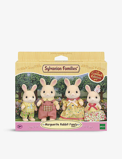 SYLVANIAN FAMILIES: Marguerite Rabbit Family set