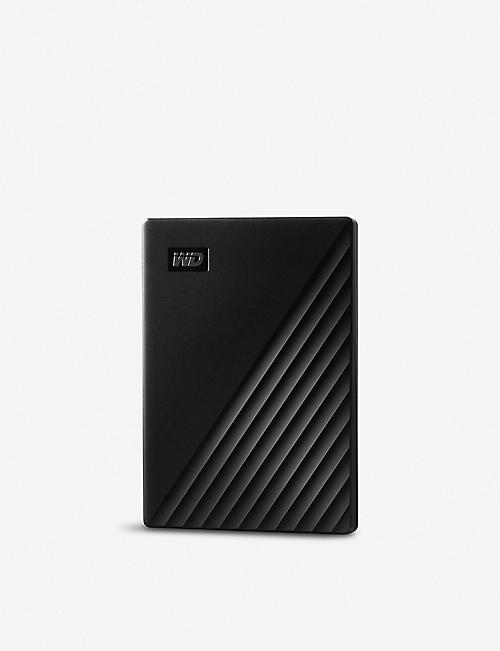 WESTERN DIGITAL: My Passport 1TB portable storage hard drive