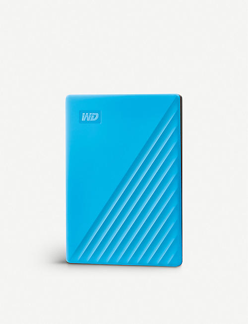 WESTERN DIGITAL: My Passport portable hard drive 2TB