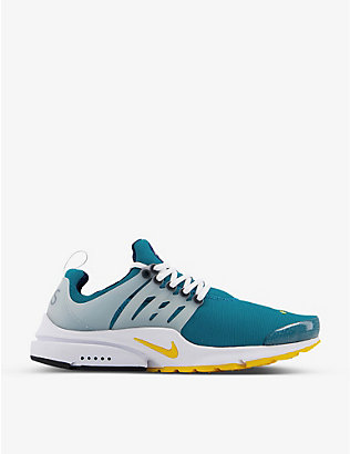 NIKE: Air Presto textile trainers