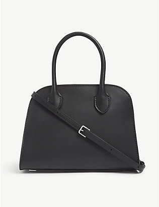 THE ROW: Margaux 7.5 leather tote bag