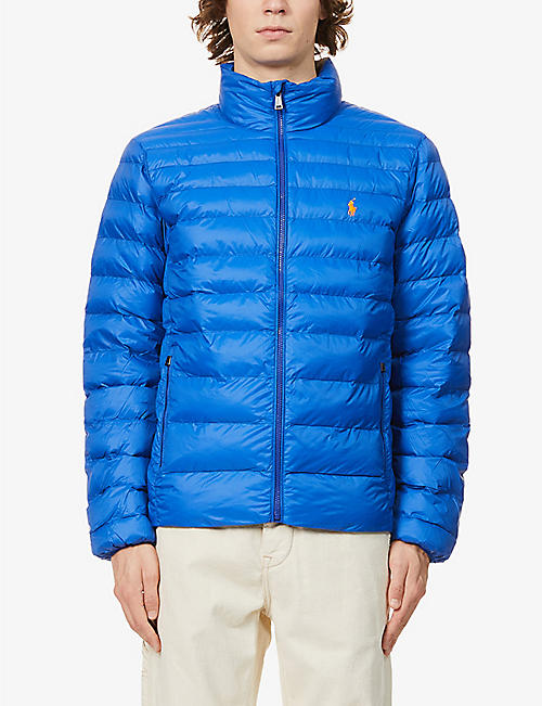 POLO RALPH LAUREN: Padded recycled-shell jacket