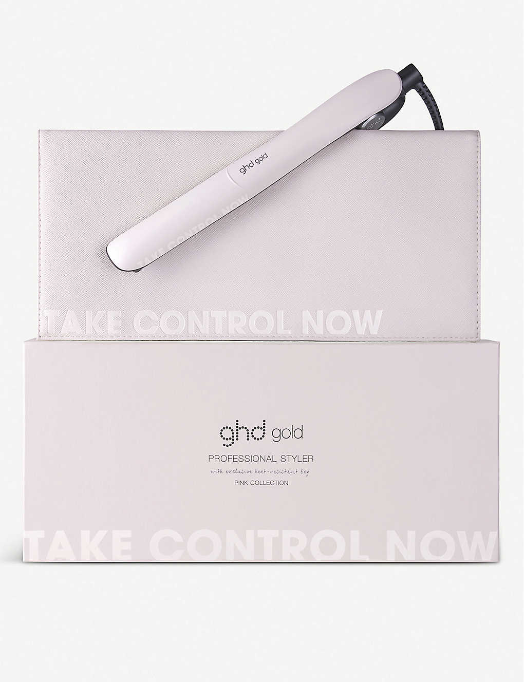 GHD: gold® Pink Collection styler