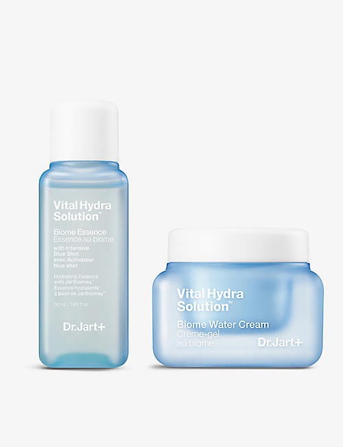 DR JART+: Vital Hydra Solution Biome Hydrating duo