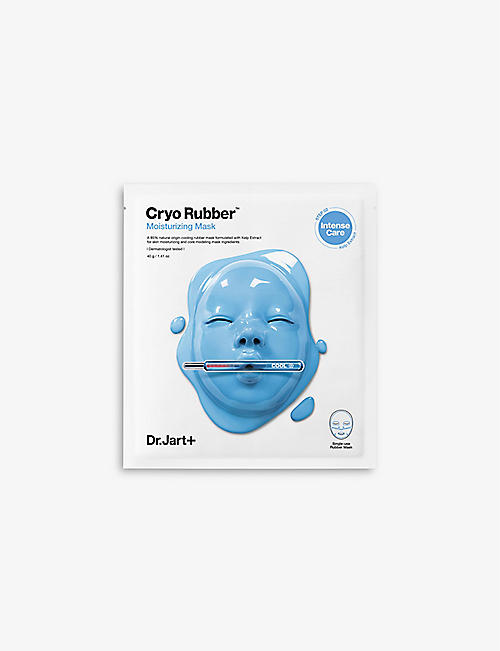 DR JART+: Cryo Rubber™ with moisturizing hyaluronic acid face mask