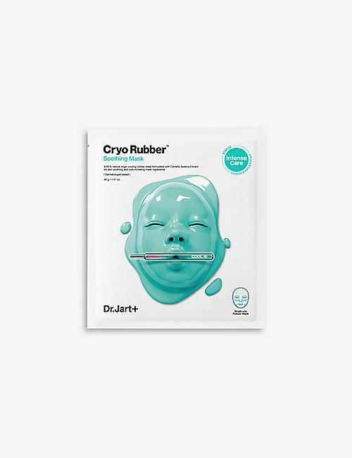 DR JART+: Cryo Rubber™ with soothing allatonin face mask