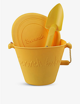 SCRUNCH: Silicon bucket set